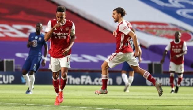 «Арсенал» обыграл «Челси» и стал обладателем Кубка Англии