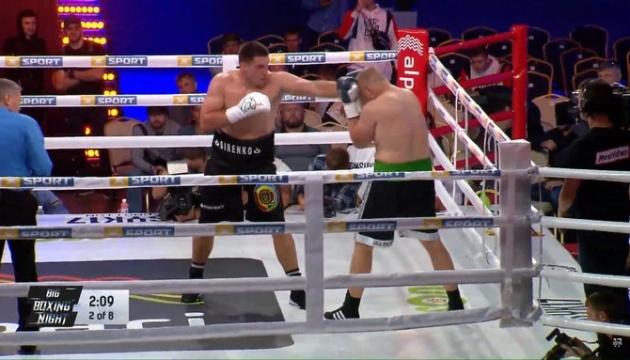 Сіренко і Вихрист перемогли в головних боях Big Boxing Night