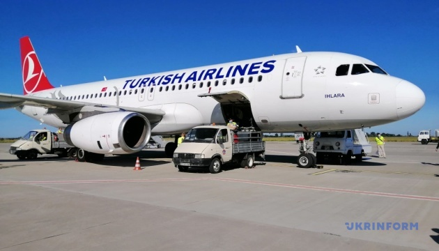 Turkish Airlines поновила польоти до Харкова