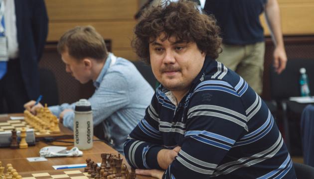 Коробов виграв бліцтурнір Шахового центру Києва