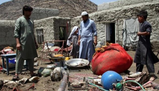 Жертвами наводнений в Афганистане стали 16 человек