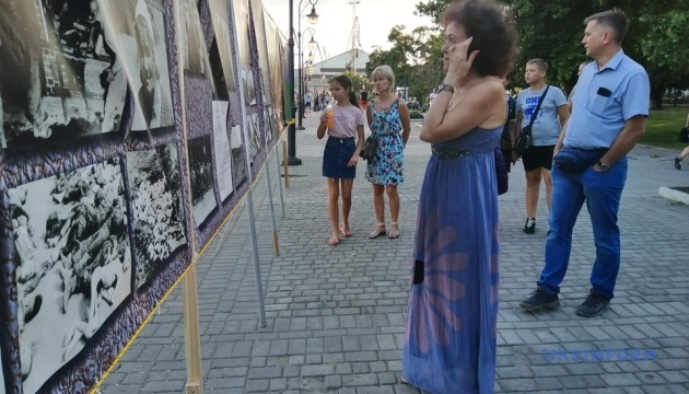 На Луганщине почтили память жертв нацистского геноцида ромов