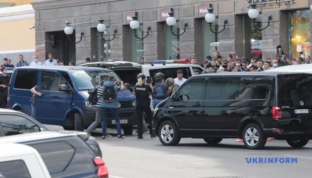 保安庁、銀行爆破予告犯を拘束