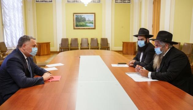 Держстатус для релігійних свят: головний рабин України подякував Зеленському