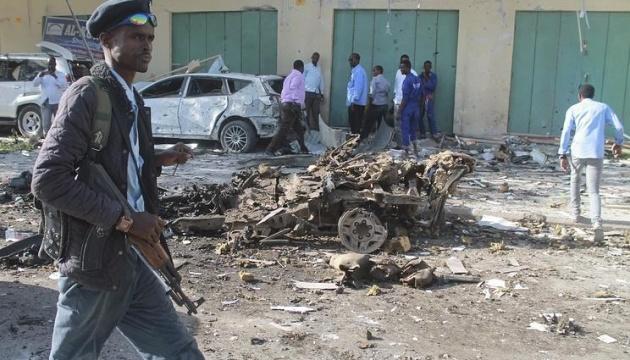 В столице Сомали произошел теракт, есть погибшие
