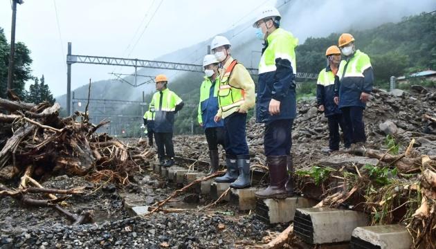 Через повінь у Південній Кореї евакуювали понад тисячу людей, є загиблі
