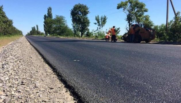 Стартував ремонт дороги Дніпро-Миколаїв
