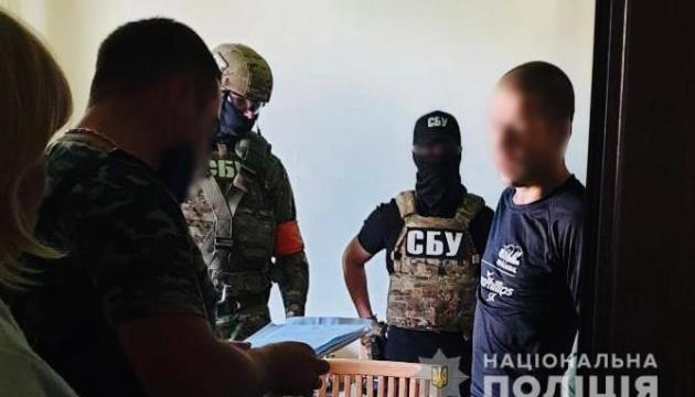 У Києві затримали ексбойовика
