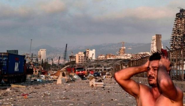 В Бейруте прогремели два мощных взрыва
