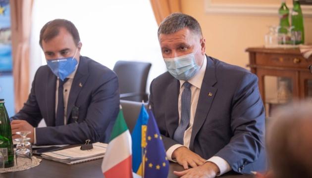 МВД хочет реализовать совместный с Италией проект построения спасательных кораблей