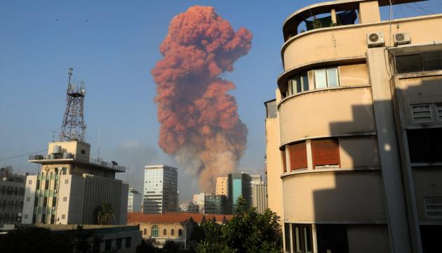 Вибухи в Бейруті: загинули щонайменше 50 осіб, близько 3 тисяч постраждали