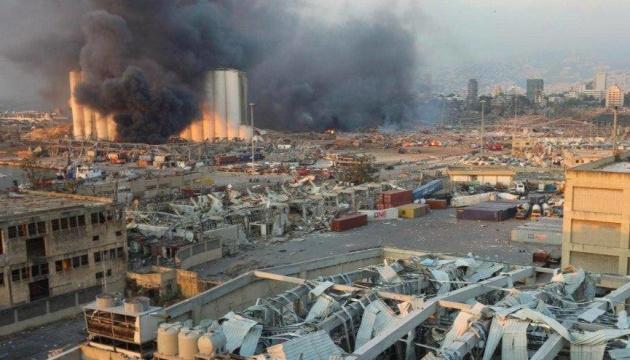 Від вибуху в Бейруті постраждали миротворці ООН та їх корабель