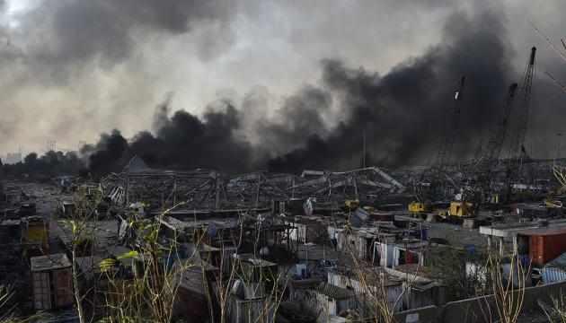 Взрыв в Бейруте: экс-капитан судна с селитрой указывает на внешние причины