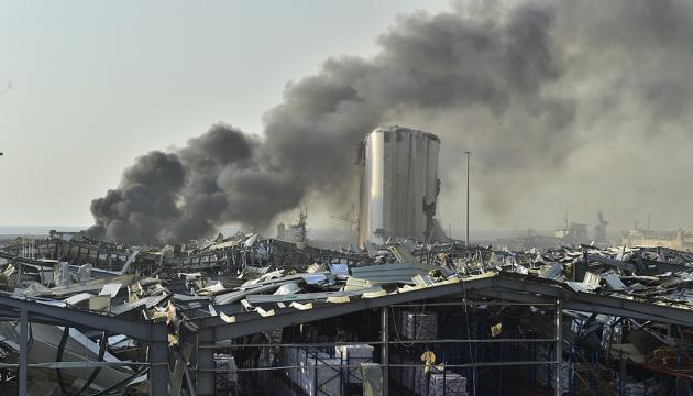 Explosions de Beyrouth: Aucun Ukrainien parmi les victimes