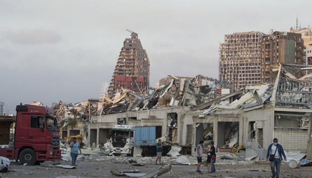 Из-за взрывов в Бейруте около 250 тысяч человек лишились крова