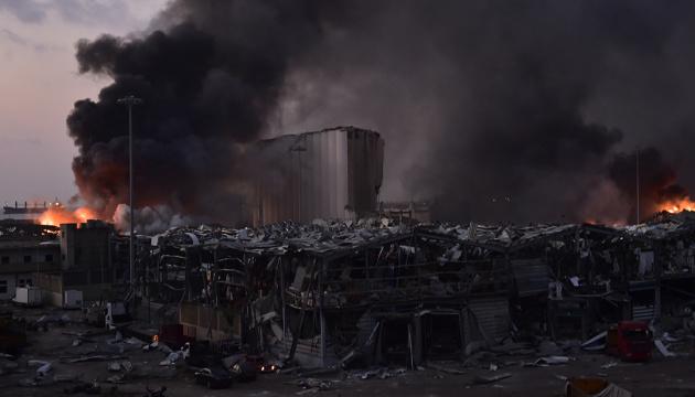 Наслідки вибухів у Лівані показали на супутникових фото