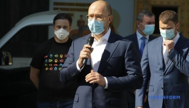 Даних про постраждалих у Бейруті українців наразі немає — Шмигаль