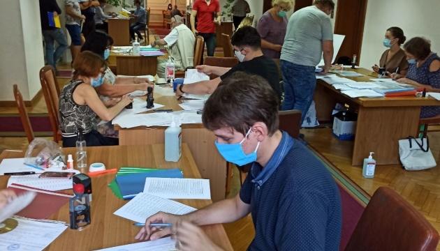 ЦВК прийняла понад 15 тисяч подань щодо кандидатур до складу виборчих комісій