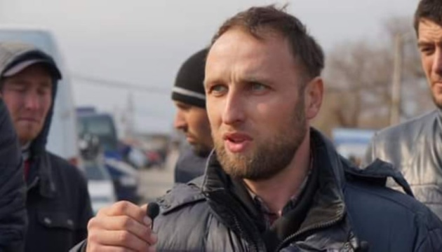 Політв'язень Сулейманов подякував усім, хто брав участь у пошуку його 3-річного сина
