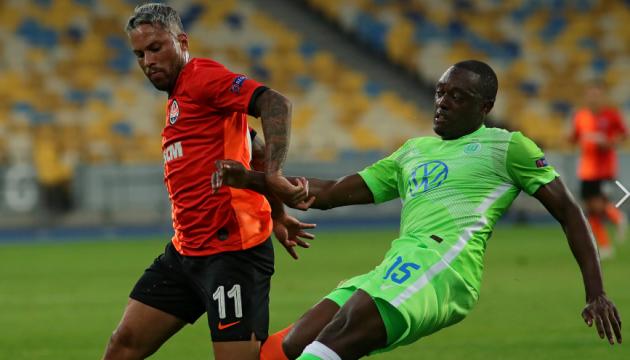 Shakhtar defeats Wolfsburg to reach Europa League quarterfinals
