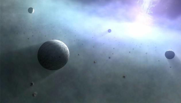 Возле черных дыр могут рождаться сверхкрупные планеты
