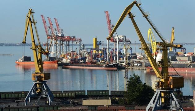 Николаевский порт опровергает информацию о хранении аммиачной селитры
