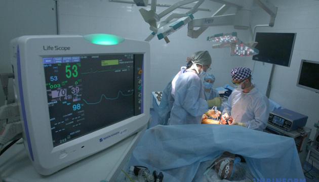 У Львові провели чотири операції з трансплантації нирок і серця
