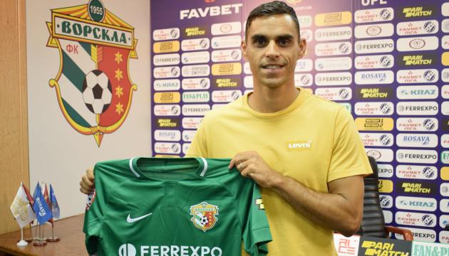 FC Vorskla Poltava signs Croatian Pesic