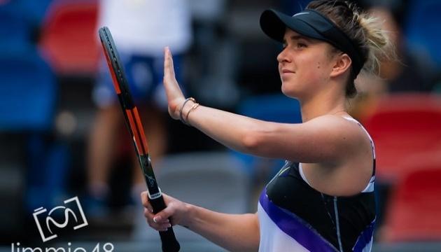 Світоліна відмовилася від виступу на US Open-2020