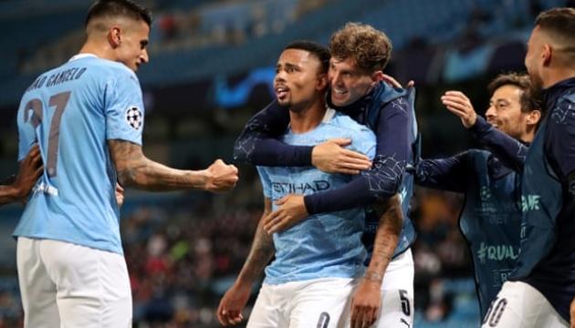 Лига чемпионов: «Ман Сити» и «Лион» вышли в четвертьфинал