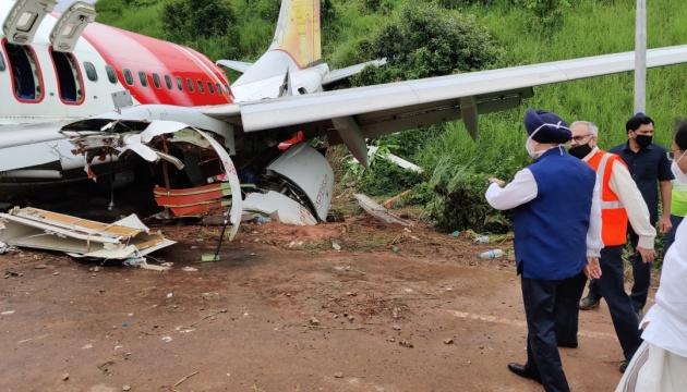 Авіакатастрофа в Індії: рятувальники знайшли
