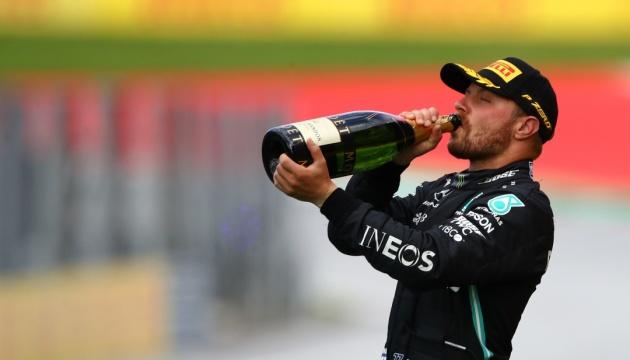Формула-1: Боттас выиграл квалификацию Гран-при 70-летия