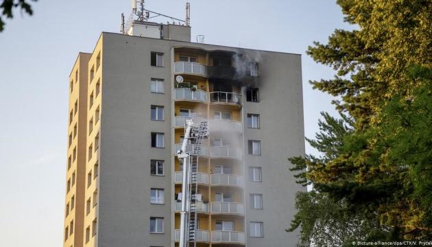 У Чехії сталася пожежа у багатоповерхівці: загинули 11 людей