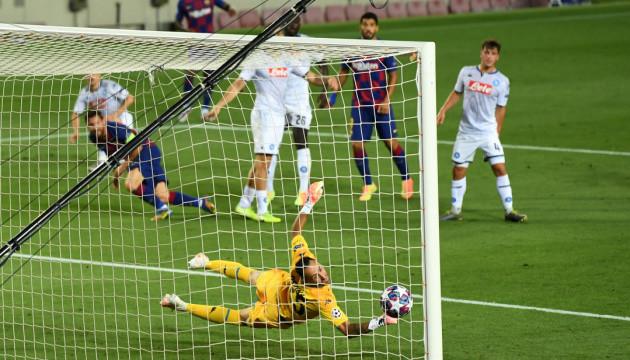 Ліга чемпіонів: «Баварія» і «Барселона» вийшли у чвертьфінал