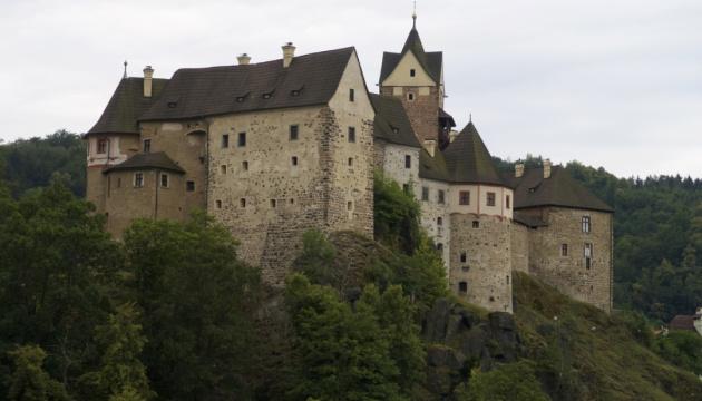 Чешские замки в июле посетили рекордные 1,3 миллиона туристов
