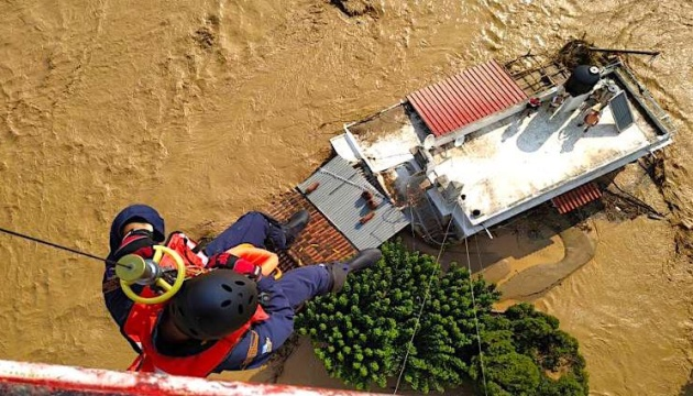 Унаслідок шторму на грецькому острові загинули п'ятеро людей
