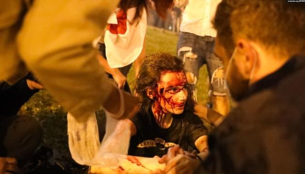 Тихановська закликала білоруських правоохоронців зупинити насилля