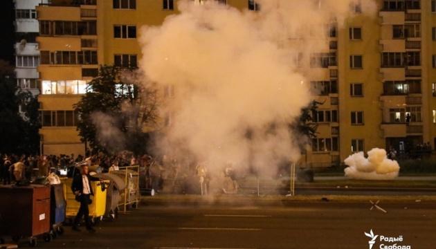У Білорусі на тлі протестів заборонили торгувати піротехнікою