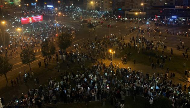 Протесты в Беларуси: СМИ сообщают о смерти задержанного в Гомеле
