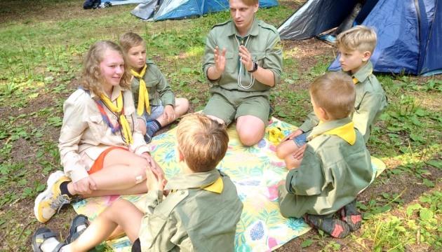 У Данії відбувся перший пластовий табір в історії країни
