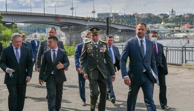 Зеленский представил нового руководителя Главного управления разведки