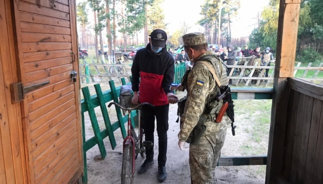 На границе с Беларусью приостанавливают упрощенное пересечение