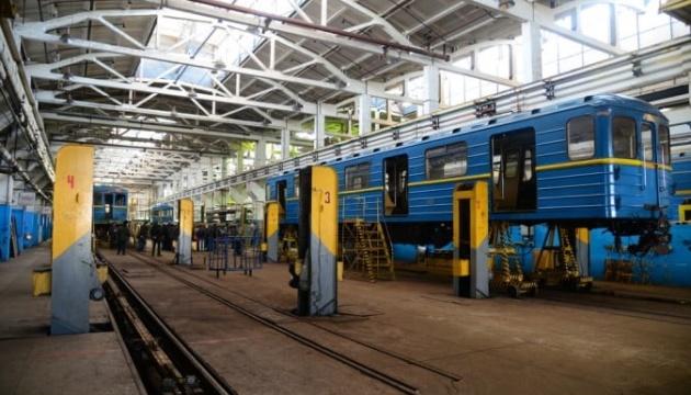 В столичной подземке летом отремонтировали 100 вагонов
