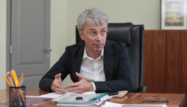 Olexandre Tkatchenko a dressé le bilan de l'année 2020