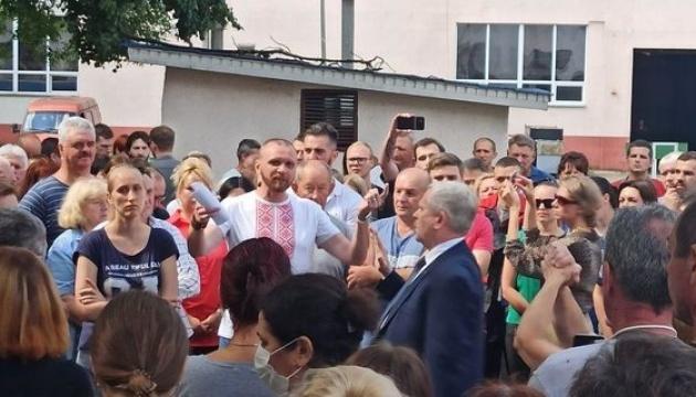На белорусских предприятиях начинаются забастовки