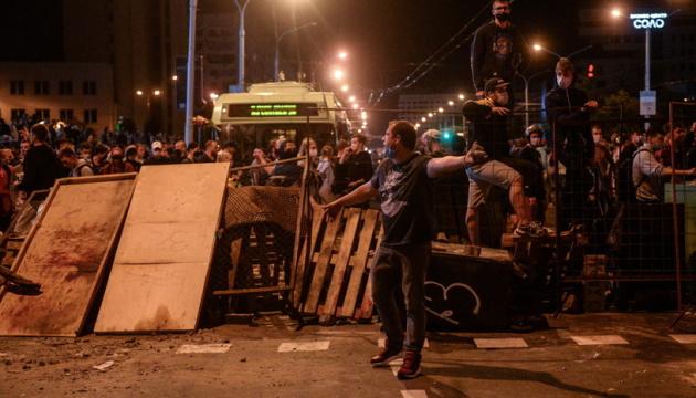 ЗМІ показали відео загибелі активіста у Мінську