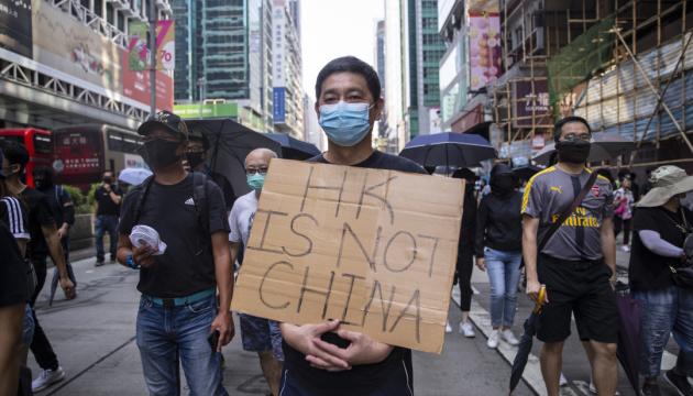 Гонконг. Сталеві обійми батьківщини