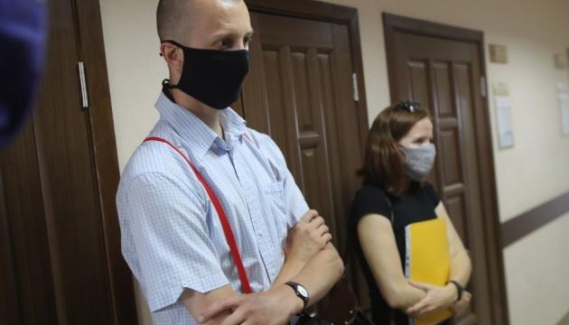 Розгляд апеляції на виправні роботи Кольченку перенесли на 8 жовтня