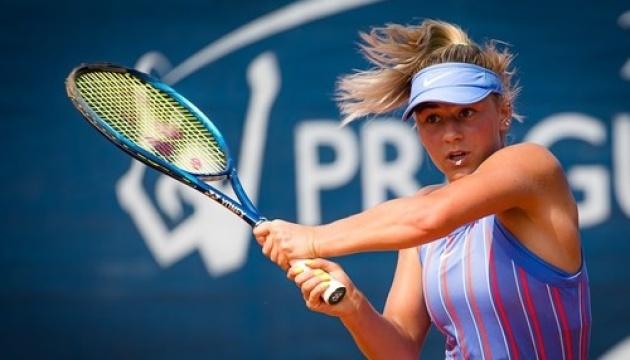 Костюк уступила итальянке Джорджи на турнире WTA в Чехии