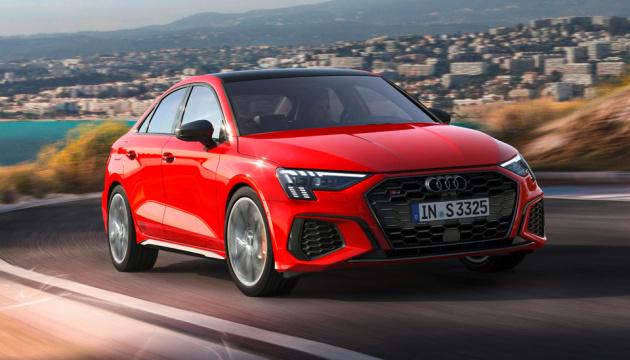 Audi представила два нові седани